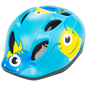 MET Super Buddy Cykelhjälm Barn blå